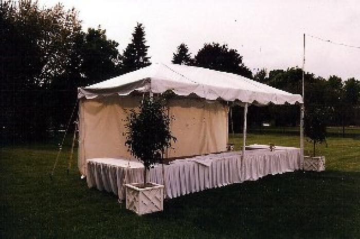 Standard Frame Tents   AAA Rents