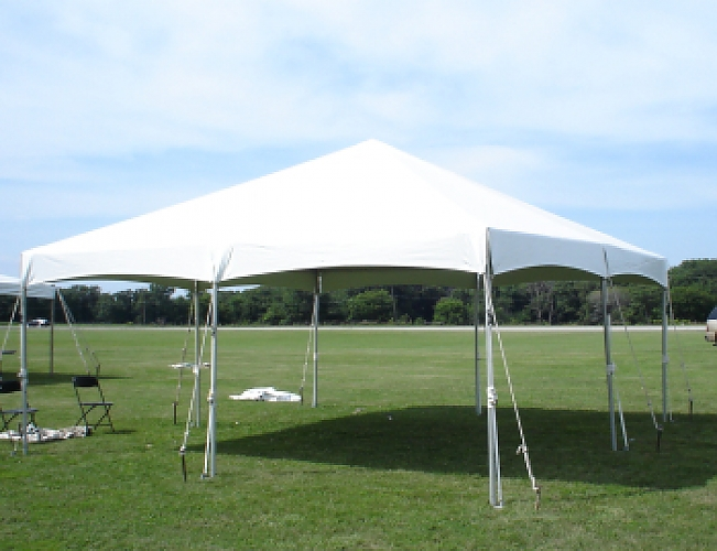 Tension Arch Frame Tent 20u0027 x 20u0027 & Tension Arch Frame | AAA Rents