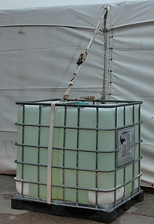 Water Tote 275 Gallons