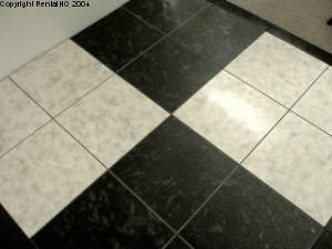 White Marble Dance Floor