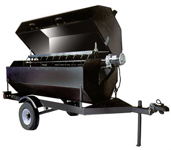 how to cook a pig on a charcoal spit