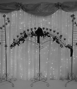 Wedding Candelabras