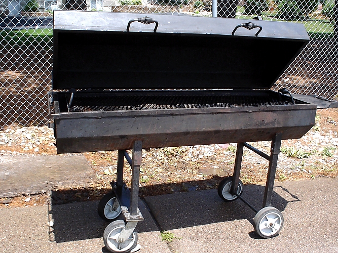 Charcoal Roaster