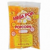 Popcorn Tri Pak (corn, oil, seasoning)