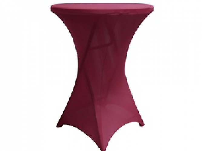 Stretch Cover Burgundy