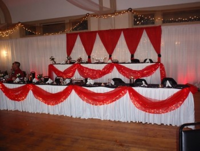 Head Table Riser