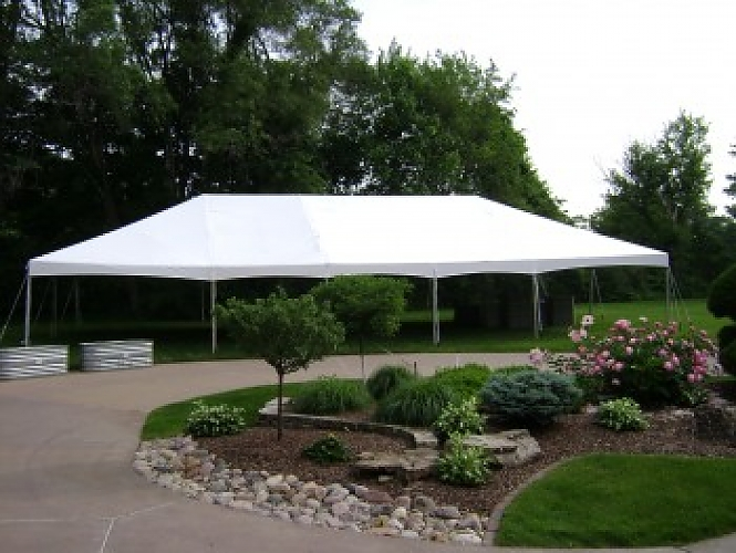 Tension Arch Frame Tent 30u0027 x 60u0027 & Tension Arch Frame | AAA Rents